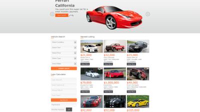 Car Dealer 1024