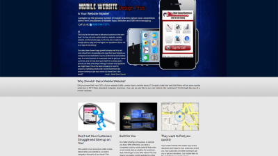 Mobile Web Design 1024