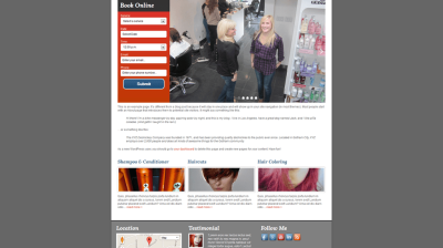 Salon Website1024